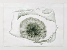 Dominique Figarella - Tâche, 2016 crayon sur papier, 29,5 x 38 cm