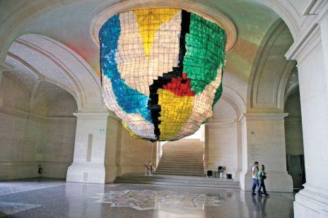 Gaetano Pesce - Lustres - Palais des Beaux-Arts de Lille