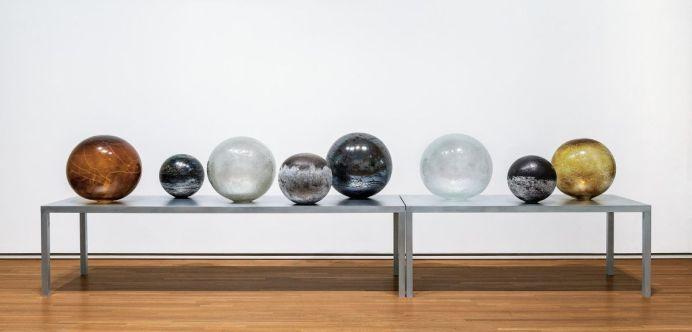 Jana Sterbak - Planétarium (Version Montserrat) - Musée de Montréal