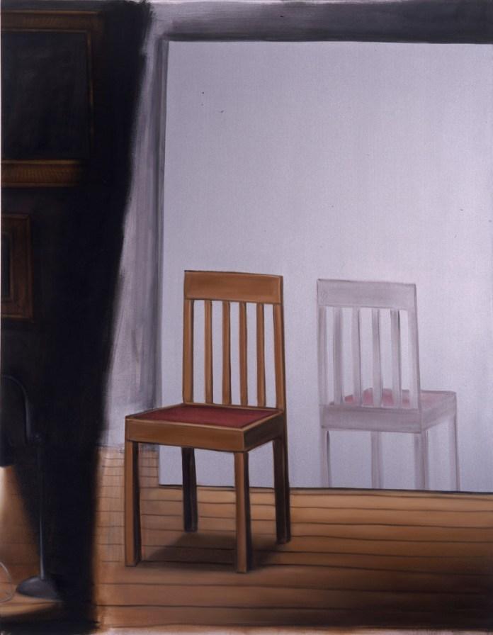 Lisa Milroy - Black and White, 2005 - Panneau 08
