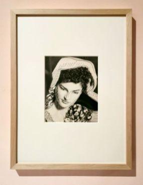 Man Ray - Juliet, vers 1945 - Man Ray, photographe de mode - Musée Cantini - L'apogée d'un photographe de mode - Les années Bazaar