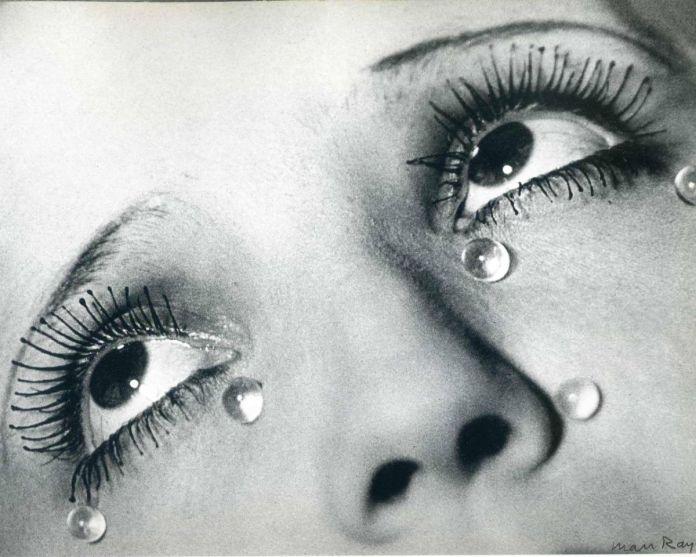 Man Ray - Les Larmes, 1932