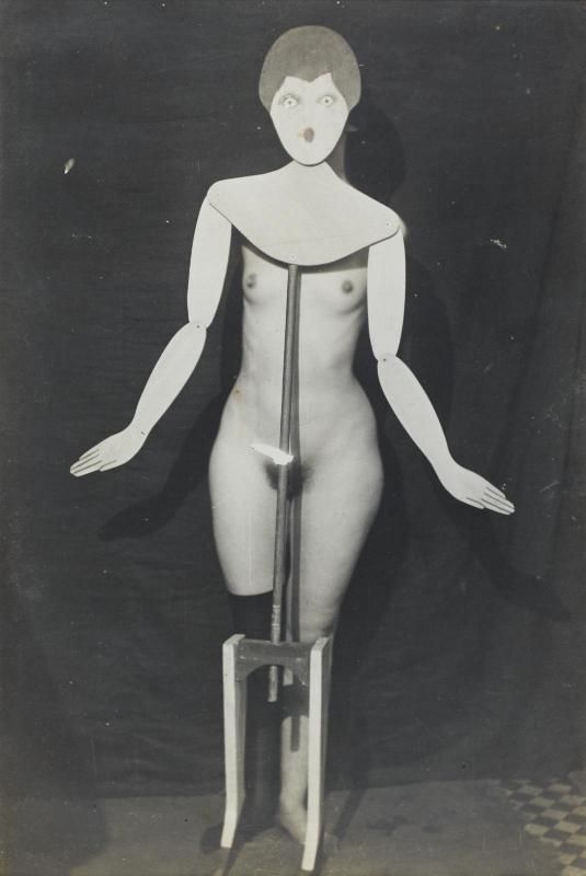 Man Ray - The Coat-stand (Le portemanteau), 1920-1995