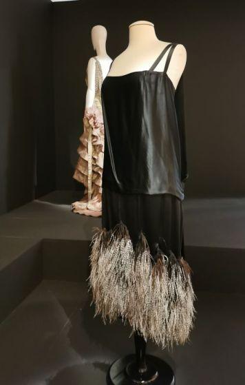 Worth, Robe du soir, vers 1925 - Man Ray, photographe de mode - Musée Cantini - Le Pavillon de L'élégance