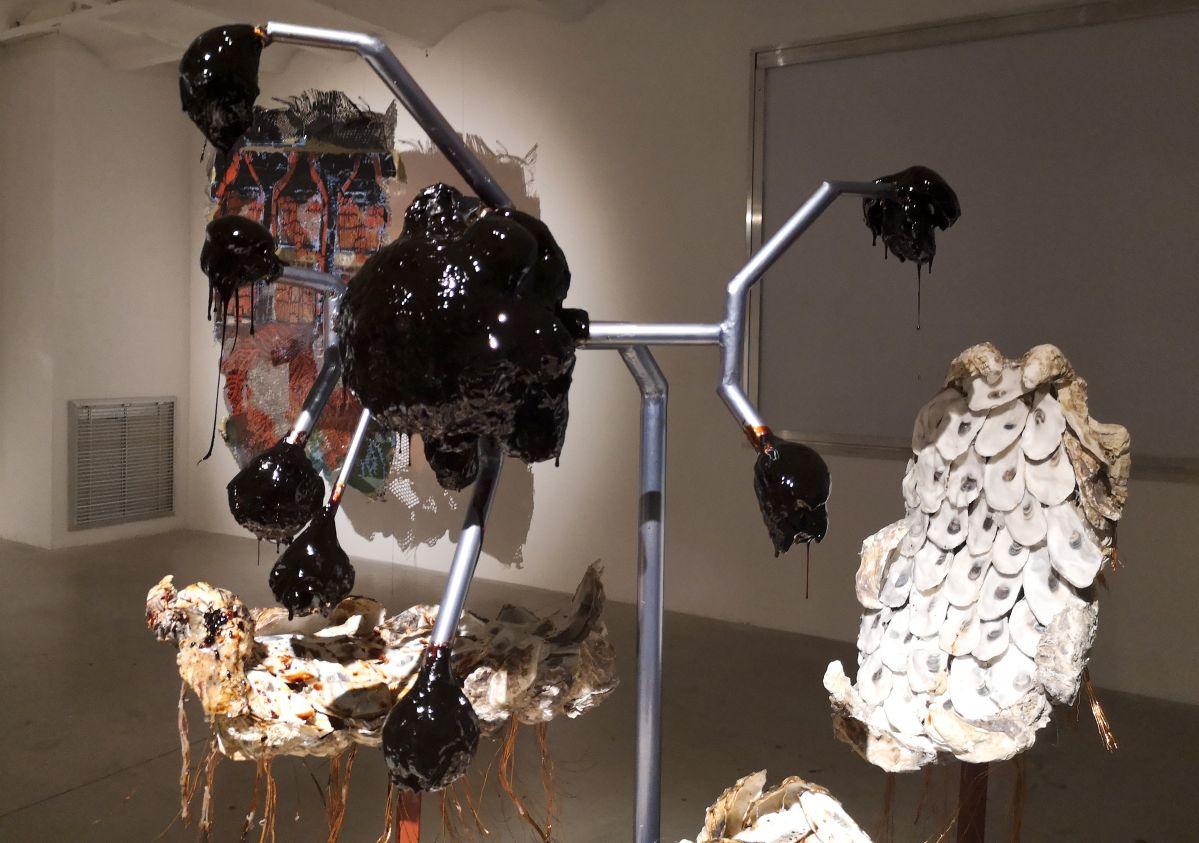 Agatha Ingarden - Venus, 2019 (détail) - Street Trash - Friche La Belle de Mai