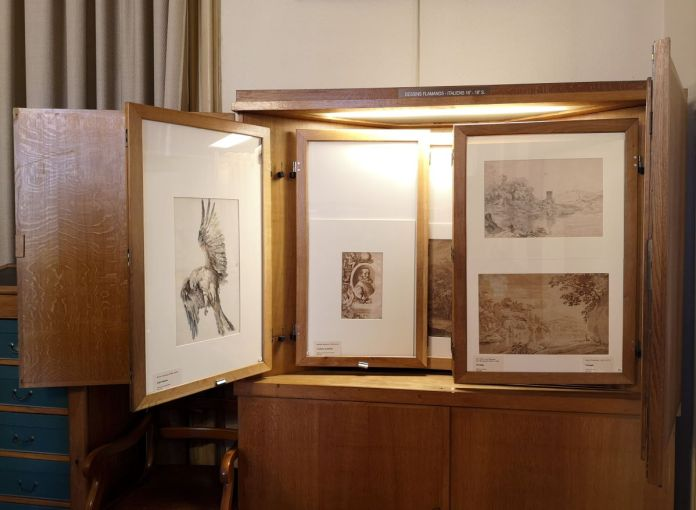 Dessins Flamands et italiens - Musée Atger