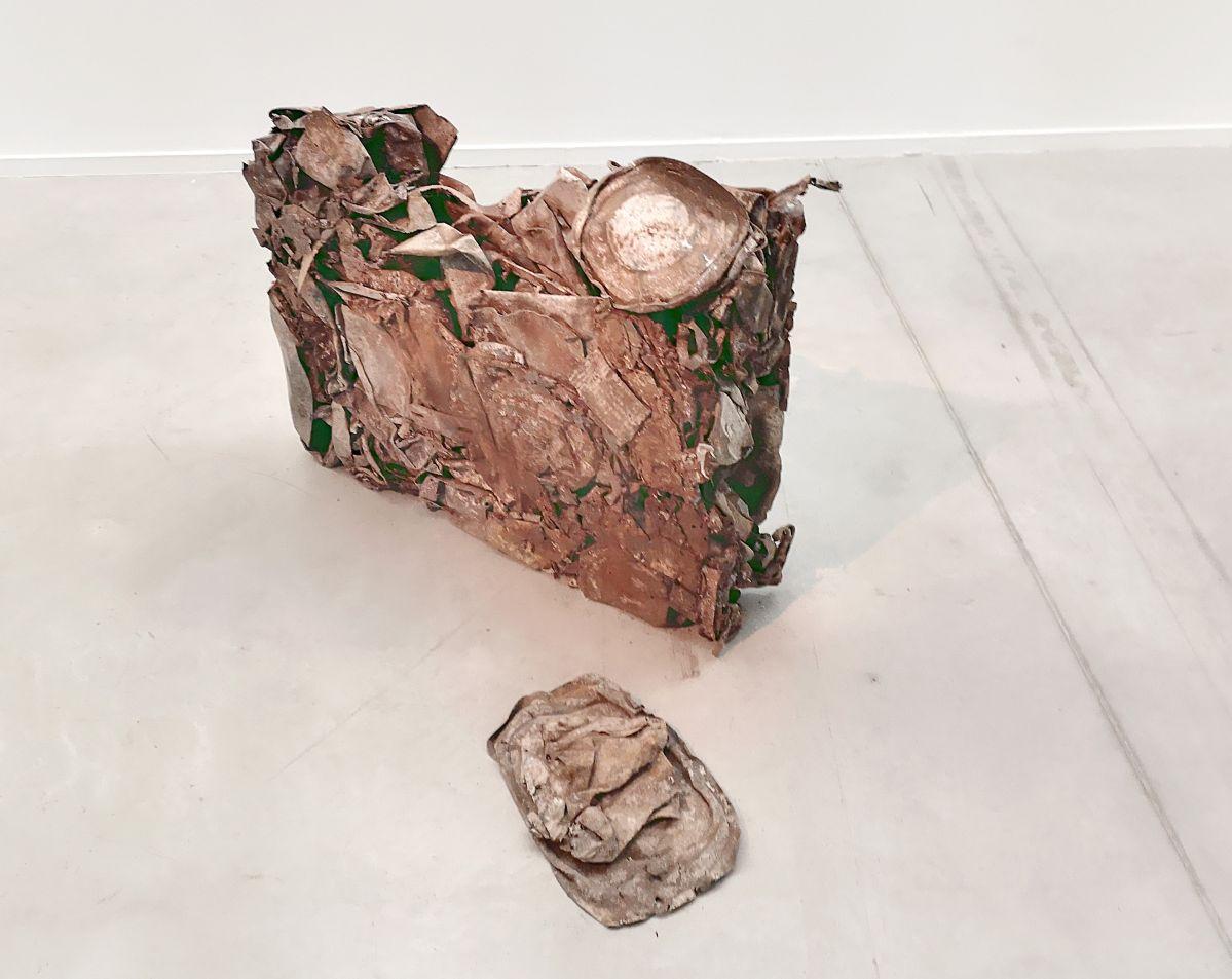 Eloise Hawser - The Tipping Hall, 2019 - Permafrost - Les formes du désastre au MoCo La Panacée
