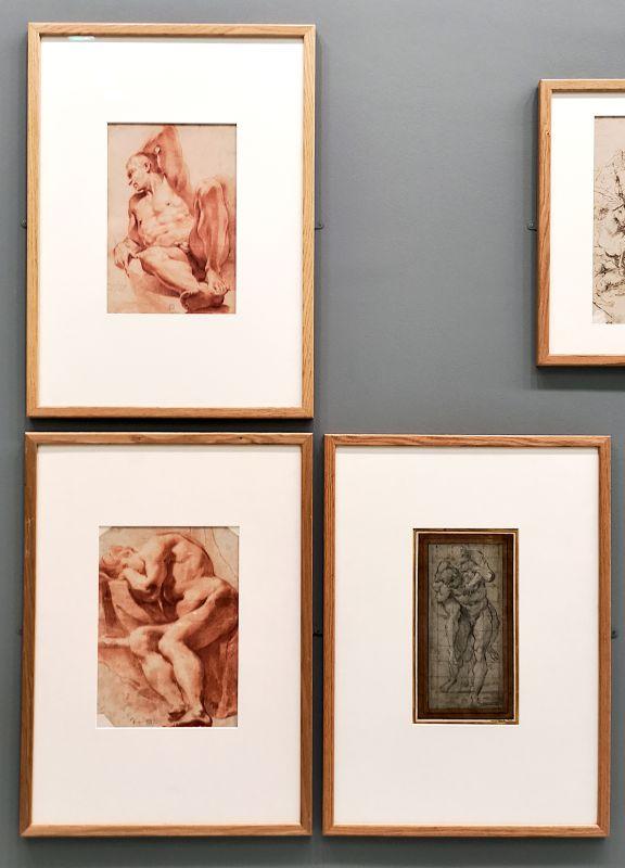 Le Dominiquin, Bartolomeo Schedoni et Annibale Carracci - Art & Anatomie - Musée Fabre