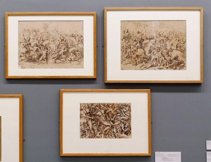 Raymond Lafage et Baccio Bandinelli - Art & Anatomie - Musée Fabre