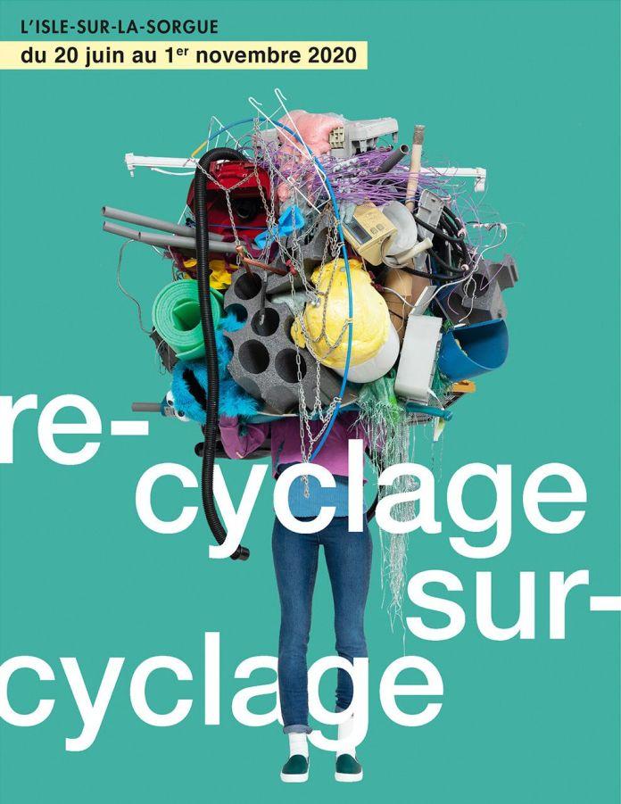 Recyclage/Surcyclage à la Villa Datris - Affiche Daniel Firman, RaW, 2018 - Courtesy Ceysson & Bénétière - Photo 0 Hugard & Vanoverschelde Photography © Daniel Firman, ADAGP, Paris, 2020