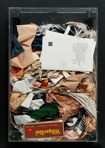 Arman - Poubelle (Edition MAT), 1964 - Recyclage/Surcyclage à la Villa Datris - Isle-sur-la-Sorgue