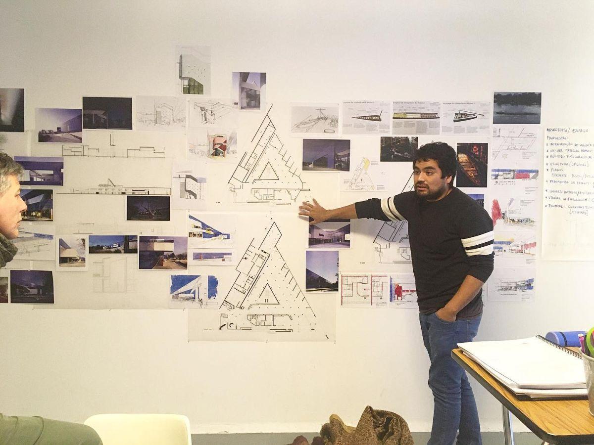 Giancarlo Valverde (Pérou), artiste en résidence de recherche à Dos Mares