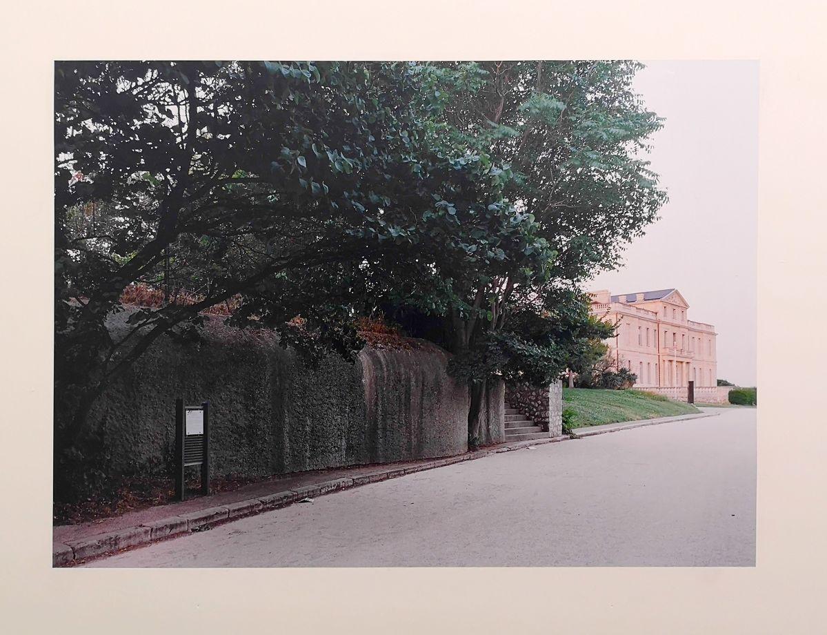 Margret Hoppe - Parc Borély - 43°15'29,7''N 5°22'59,1''E - Südwall (Le mur de la Méditerranée) - Friche la Belle de Mai