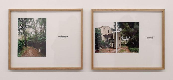 Margret Hoppe - Thomas Mann Joseph und seine Brüder, Villa Tranquille, 1933, Sanary, 2018 - Südwall (Le mur de la Méditerranée) - Friche la Belle de Mai