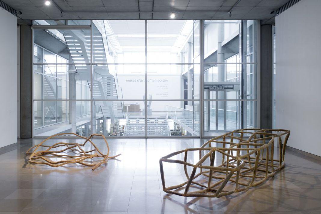 Accrochage 2020 de la collection à Carré d'Art - Salle 4- Toni Grand Photo (c) C. Eymenier
