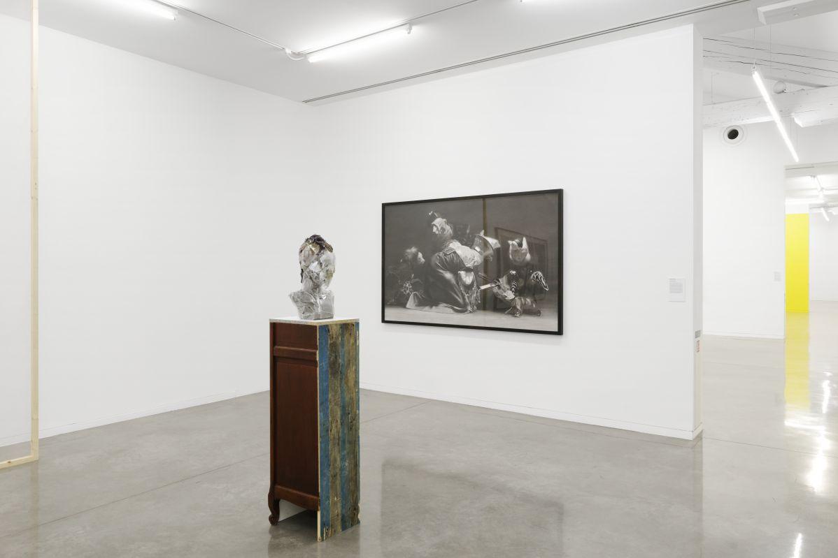Accrochage des collections 2019- 2020 au Mrac - Vue de la Salle 5 - Photo Aurélien Mole