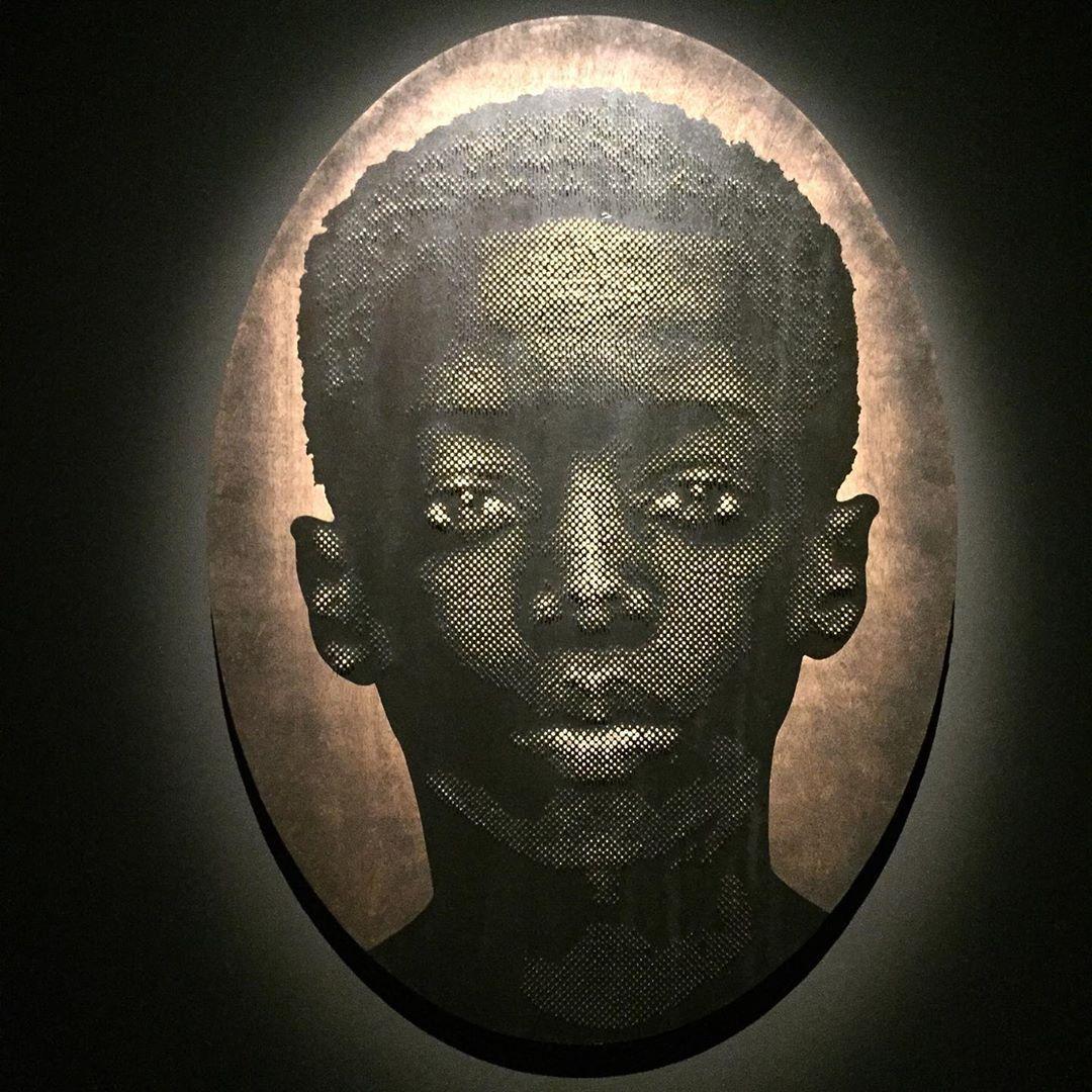 Alexis Peskine, Dexu Aduna, 2019 - Trans Fer - Vue de l'exposition à la Fondation Blachère à Apt - Photo DR