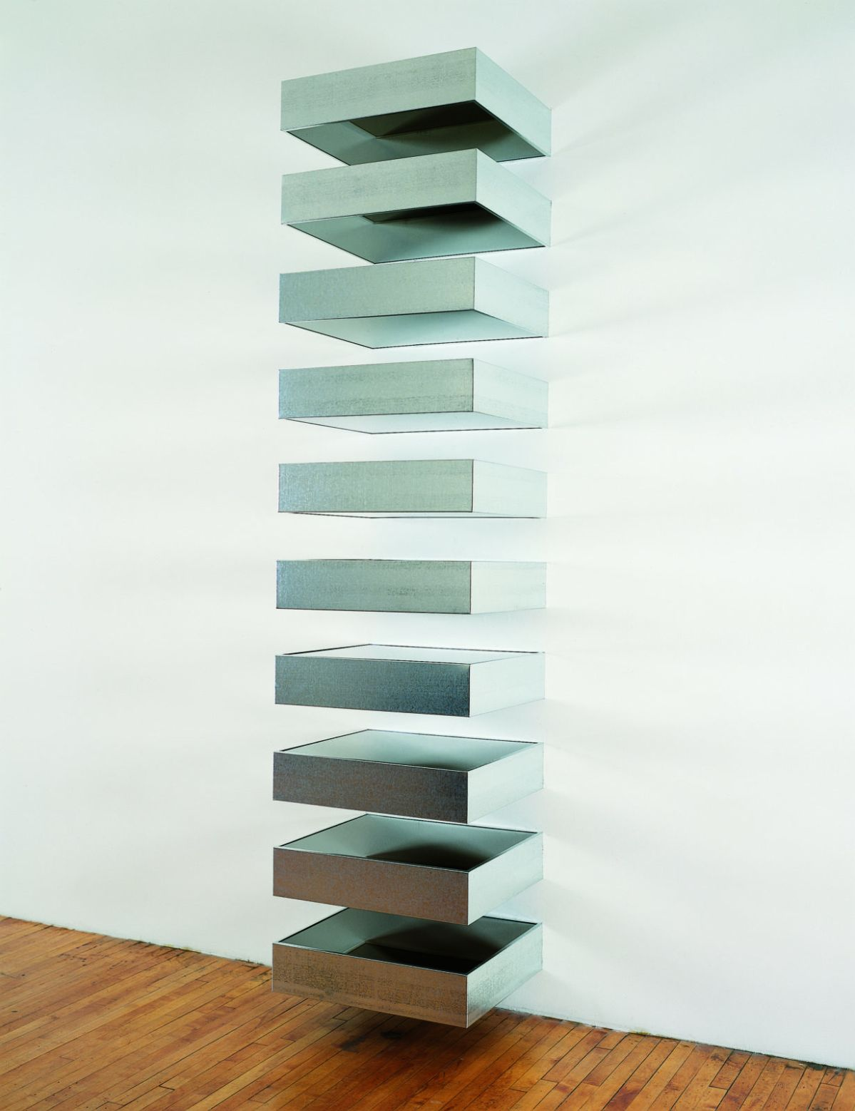 Donald Judd, Untitled, 1989