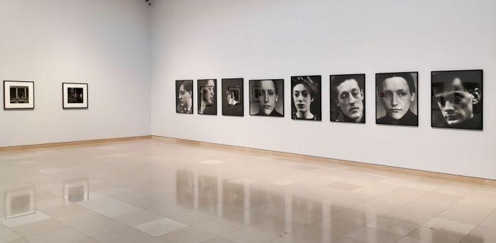 Des Visages - Le temps de l'Autre - Carré d'Art à Nîmes - Salle 1