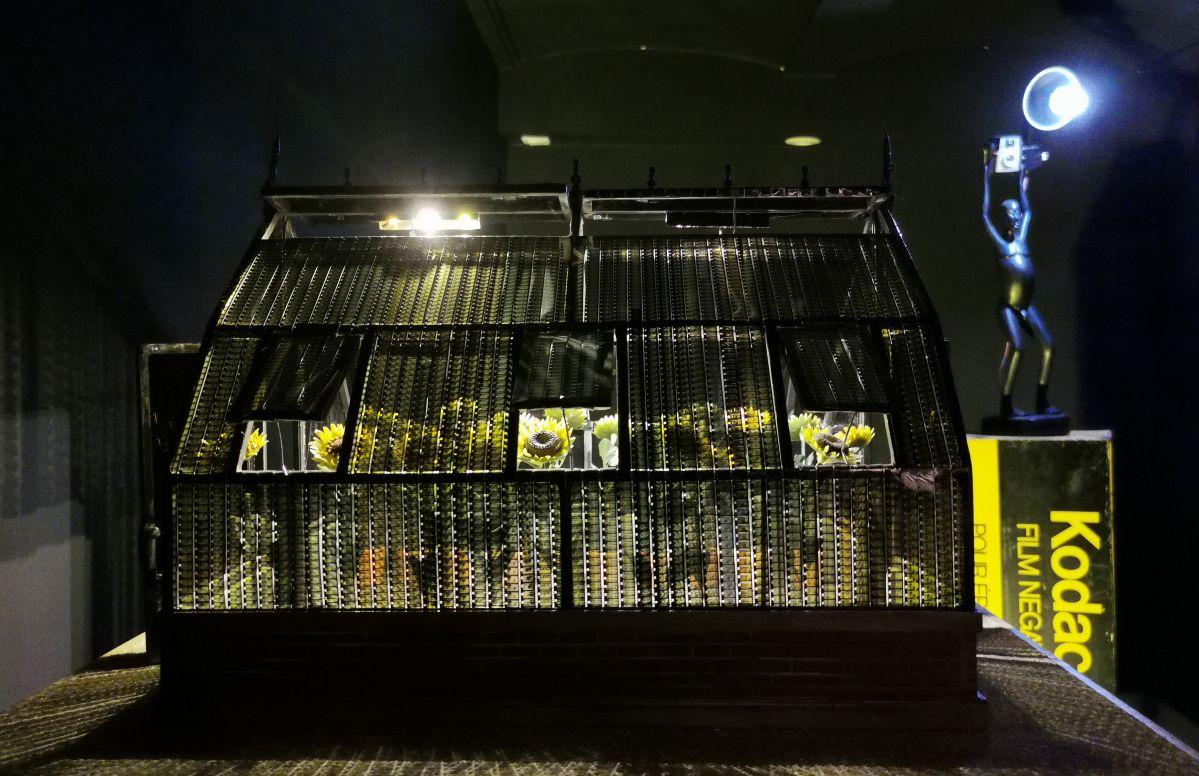 Recyclage/Surcyclage à la Villa Datris - Mémoires : hommage à Agnès Varda - Vue de l'exposition