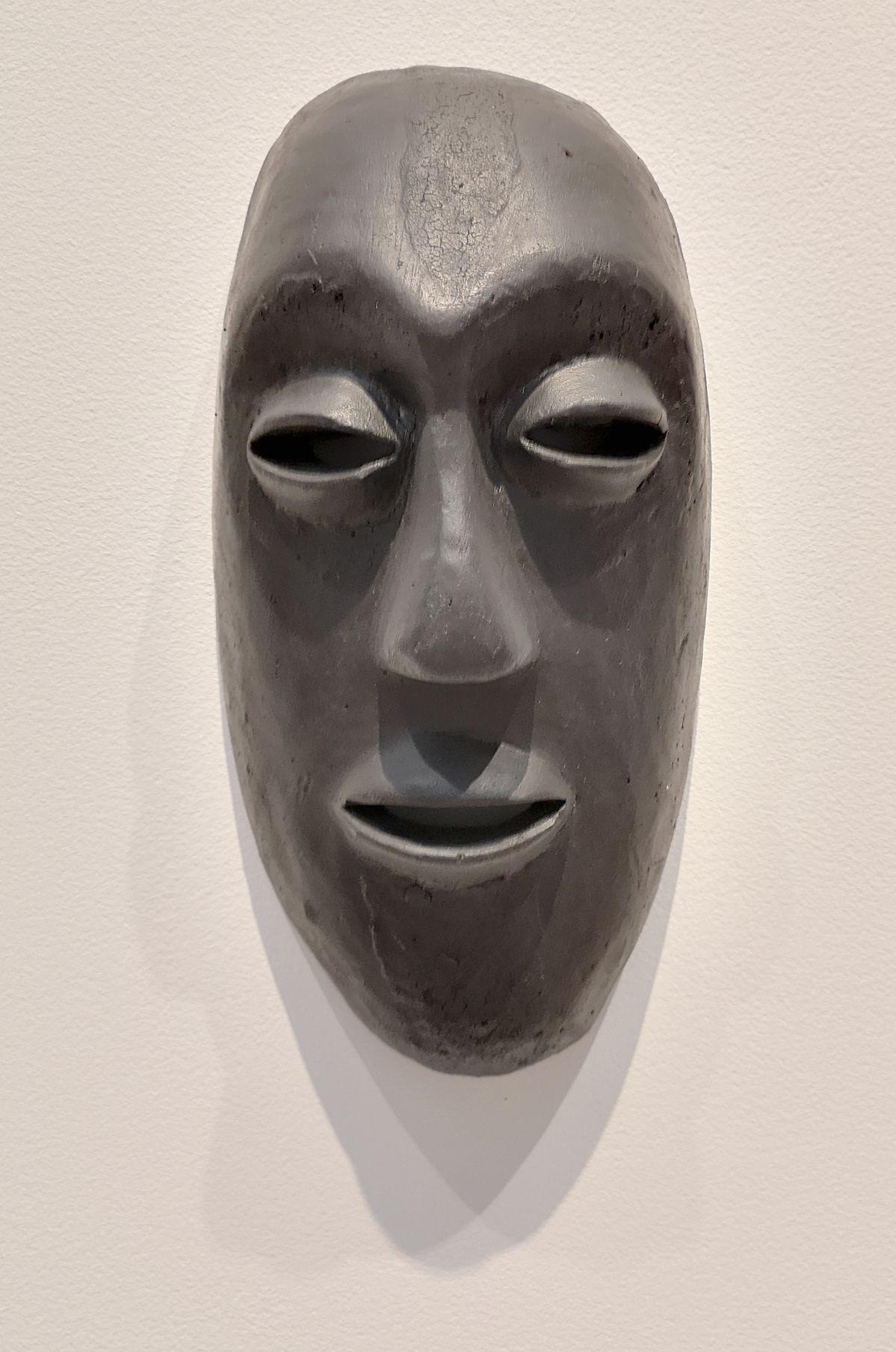 Ugo Rondinone - Moonrise. North. May 2003 - Des Visages - Le temps de l'Autre - Carré d'Art à Nîmes - Salle 5