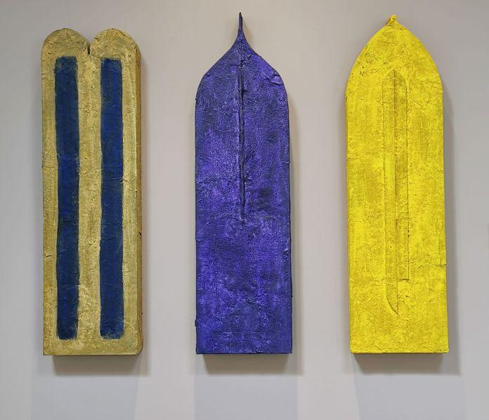 Isabelle Leduc - Voyages (Façades 1, 3, 4), 2011 - 4 à 4 au Musée Paul Valery - Sète