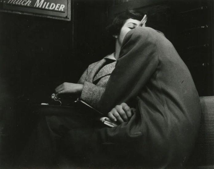 Arthur Leipzig - Subway Lovers, 1949