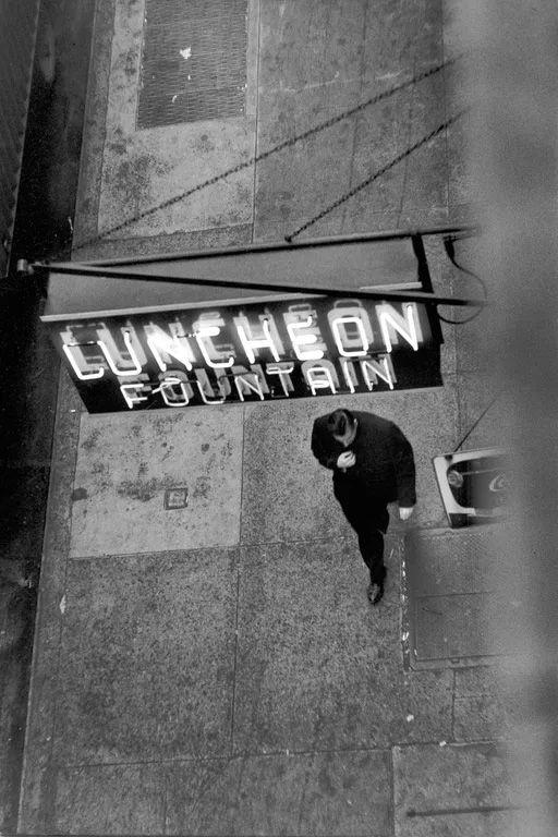 David Vestal - West 22nd Street, 1958