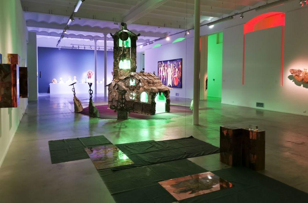 Possédé·e·s au MO.CO. Panacée - Vue de l'exposition - Photo En revenant de l'expo