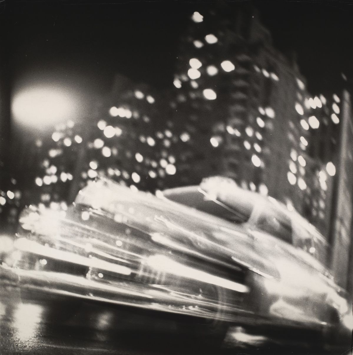 Ted Croner, Taxi, New York, 1947-48