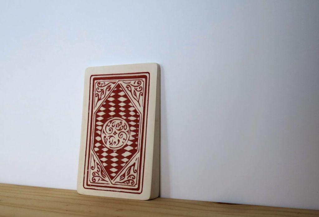 Flore Saunois - Carte à jouer, 2020 - Meridional Contrast - Prix Région Sud - Art-o-rama 2020 - Friche la Belle de Mai