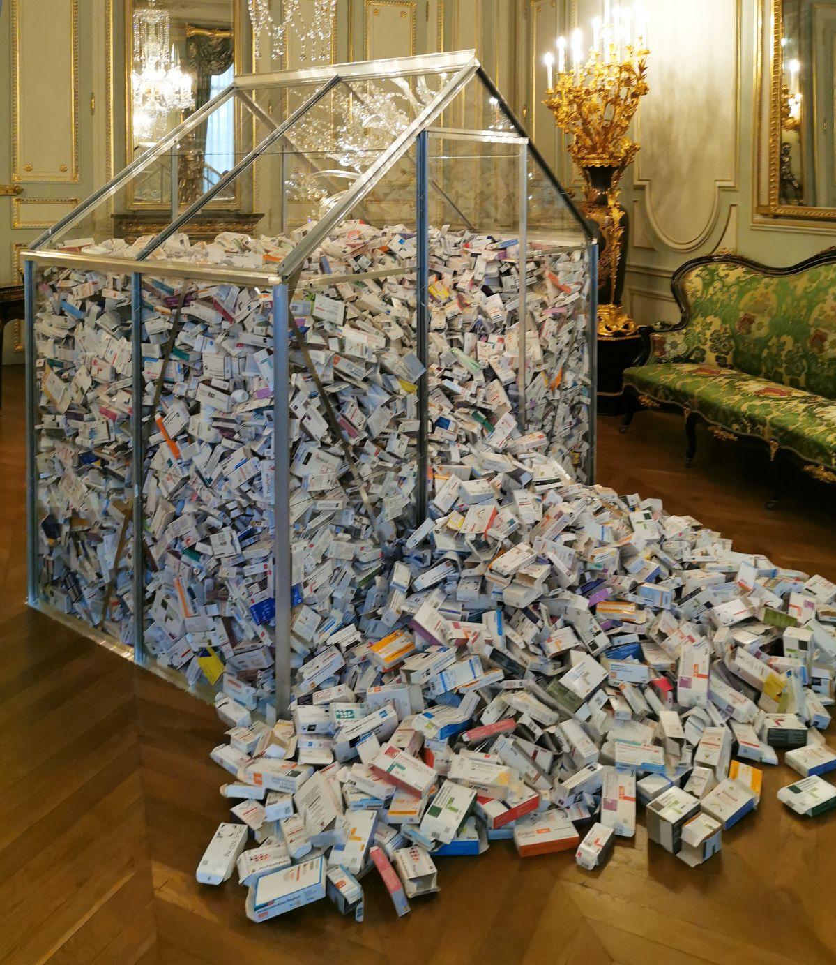 Jeanne Susplugas - La Maison malade,2020 - Pharmacopées au Musée Fabre