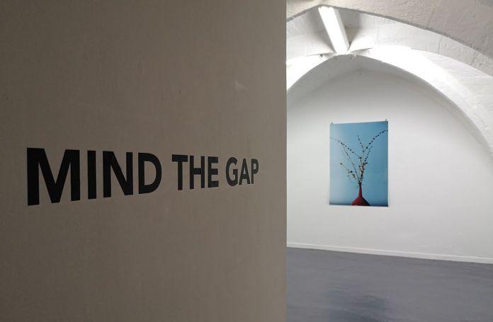Nicolas Aguirre - Mind the gap à la galerie chantiersBoîteNoire - vue de l'exposition