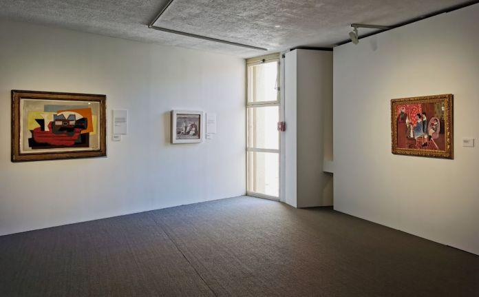 Picasso et Matisse - Paul Valéry et les peintres - Les peintres fréquentés - Musée Paul Valéry à Sète