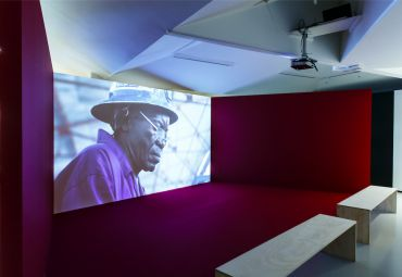 Sammy Baloji, Tales of the Copper Crosses Garden, credit Eva Broekema Framer Framed Amsterdam, 2018