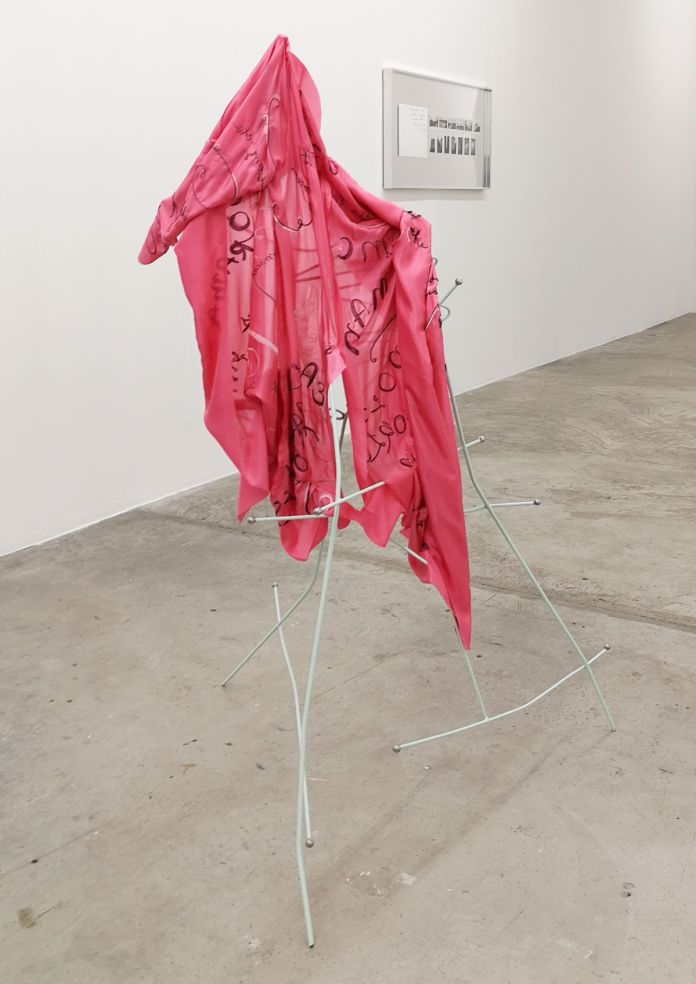 Than Hussein Clark - What If The Time Of Talking About Birds Has Passed (Dismembered Tailors Doll), 2020