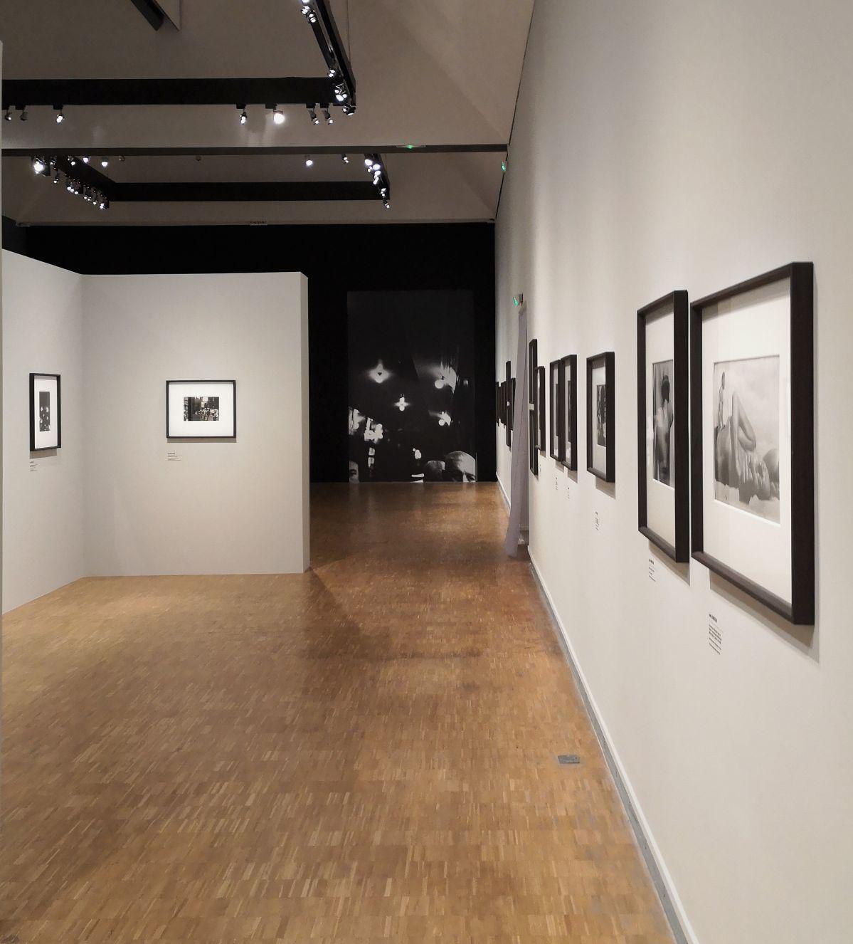 The New York School Show au Pavillon Populaire de Montpellier - 1935-1948 - Vue de l'exposition