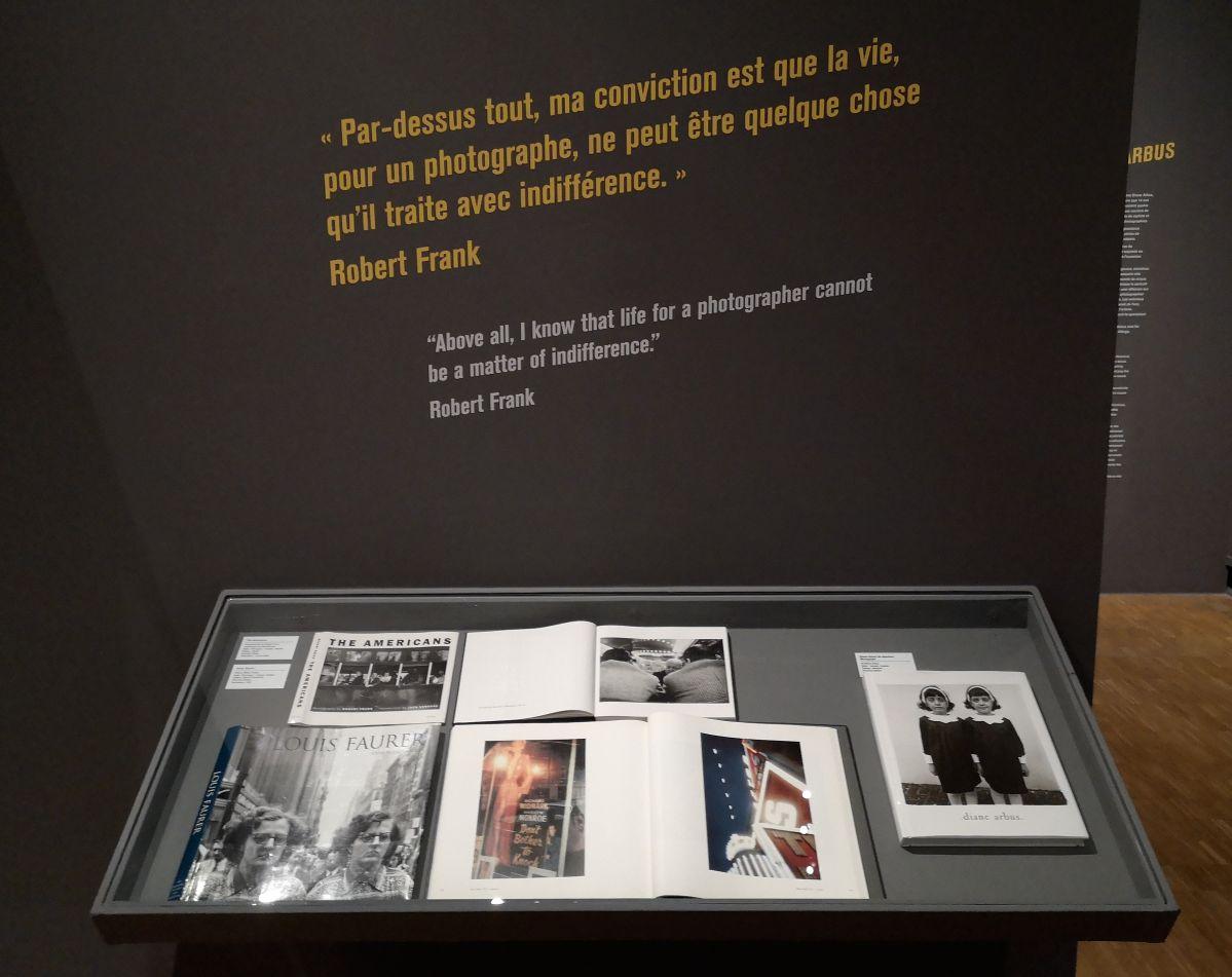 The New York School Show au Pavillon Populaire de Montpellier - ap 1940-1965 - Vue de l'exposition