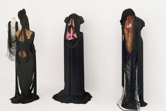 Jeanne Vicerial - Série Les Vénus ouvertes, 2020 - Des Vies - ¡ Viva Villa ! 2020 - Les vies minuscules à la Collection Lambert, Avignon