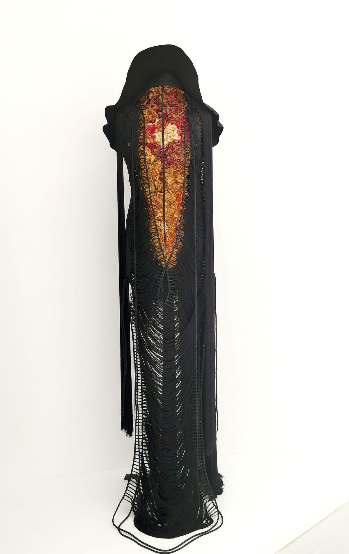 Jeanne Vicerial - Série Les Vénus ouvertes - Venerina numéro 3, 2020 - Des Vies - ¡ Viva Villa ! 2020 - Les vies minuscules à la Collection Lambert, Avignon