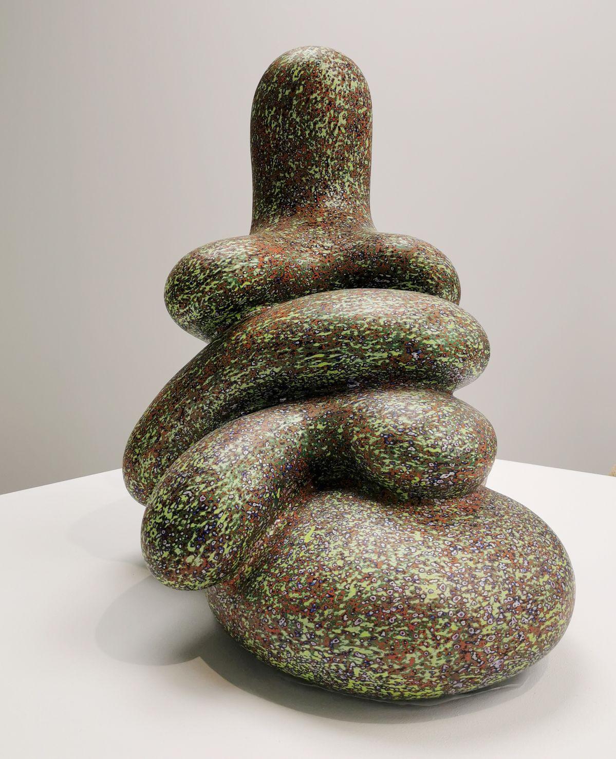 Ken Price - Lazo, 2006 - 00s - Collection Cranford - les années 2000 au MOCO Montpellier