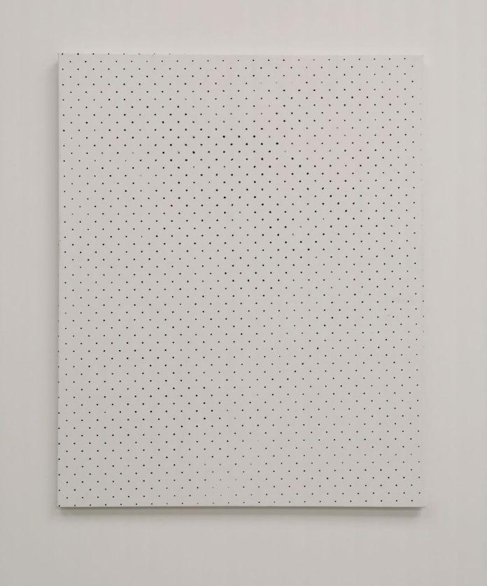 Michael Krebber - Untitled, 2005 - 00s - Collection Cranford - les années 2000 au MOCO Montpellier