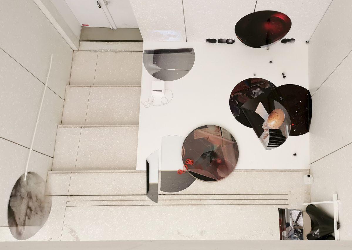 Pétrel et Roumagnac (Duo) - de L'Ekumen, pièce photoscénique n°3, décor, 2020 - ¡ Viva Villa ! 2020