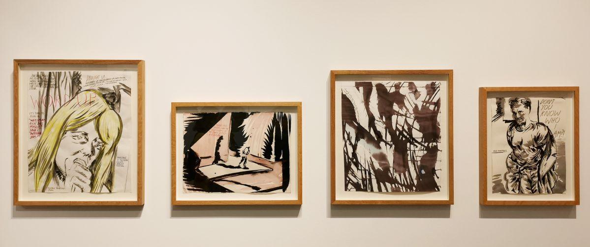 Raymond Pettibon - 00s - Collection Cranford - les années 2000 au MOCO Montpellier