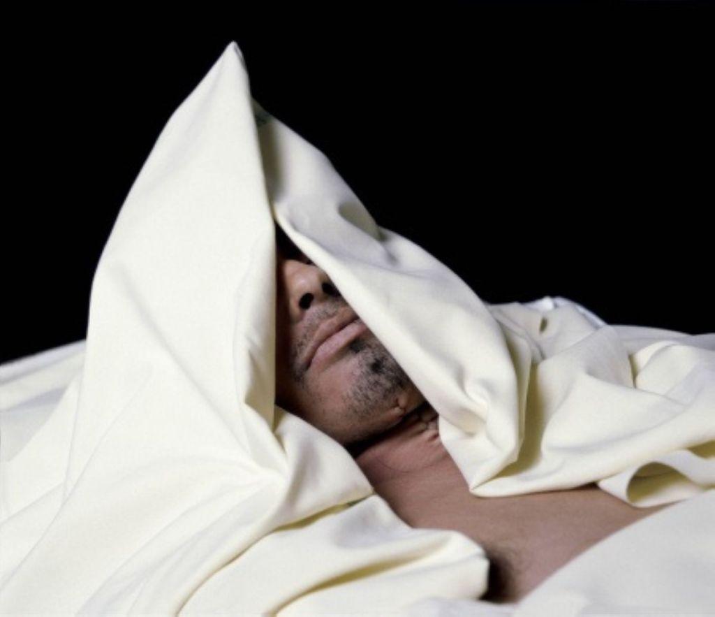 Andres Serrano, The Morgue (Death Unknown), 1992