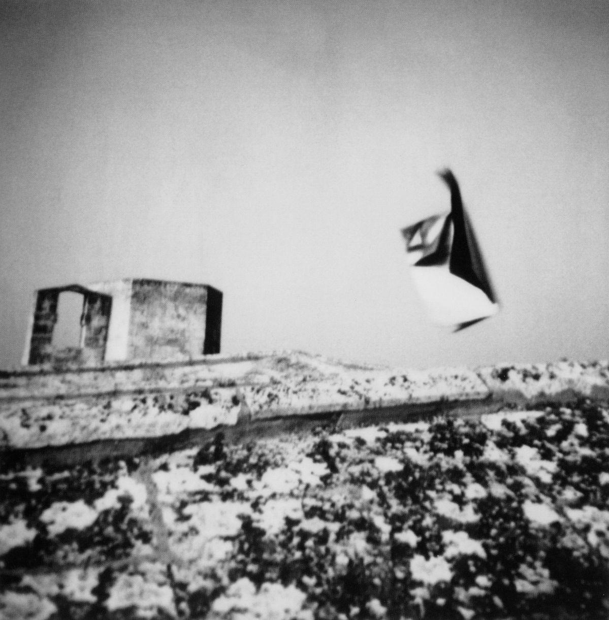 Corinne Mercadier - La Suite d'Arles (série). Église des Frères Prêcheurs II Arles, 2003. Tirage sur papier baryté. 101 x 99 cm