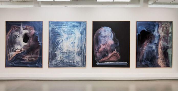 Sigmar Polke - Untitled, 2007 - 00s - Collection Cranford - les années 2000 au MOCO Montpellier