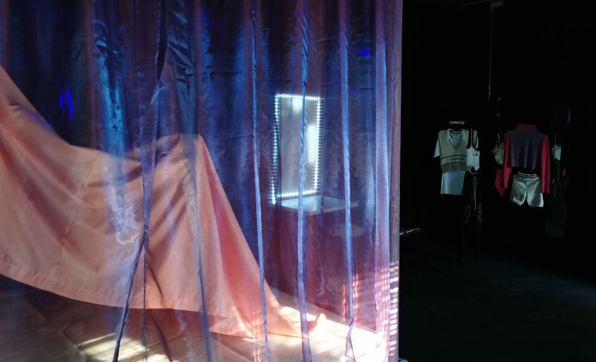 Arnaud Arini - Bedroom, 2021 - La Relève III - «Habiter» - art-cade - Marseille
