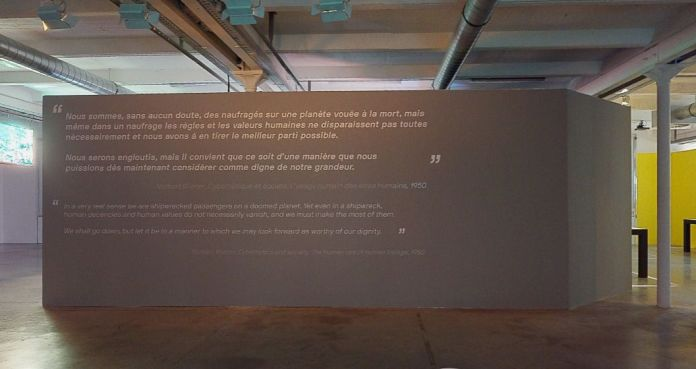 Biennale Chroniques 2020 - Éternité part 2 - Friche la Belle de Mai