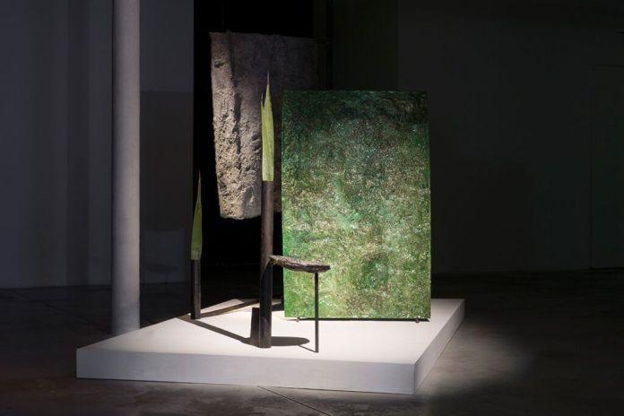 Éva Medin - Le monde après la pluie, 2020 - Biennale Chroniques 2020 - Éternité part 2 - Friche la Belle de Mai © Gregoire Edouard